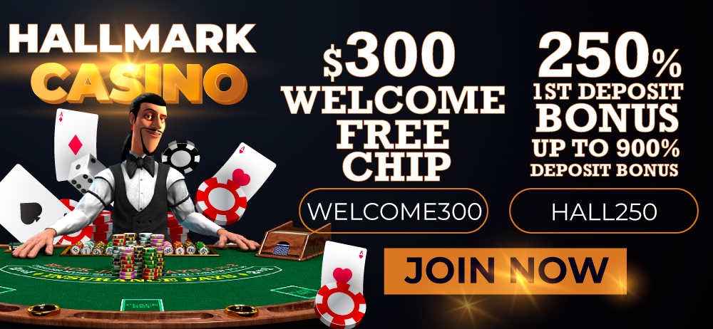 Welcome Bonus and Free Chip
