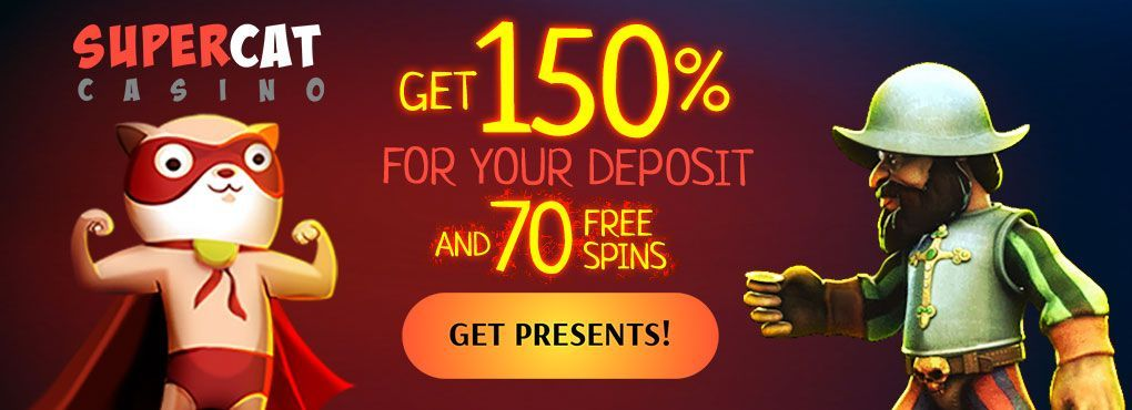 Super Cat Casino No Deposit Bonus Codes