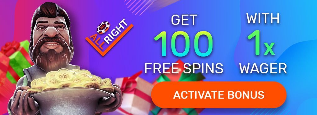 Cazino All Right No Deposit Bonus Codes