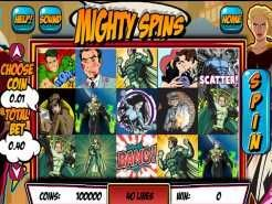 Mighty Spins Slots