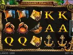 Arrogant Pirates Slots