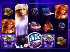 Agent Jane Blonde Returns Slots