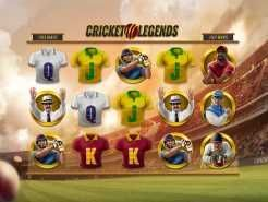 Cricket Legends Slots